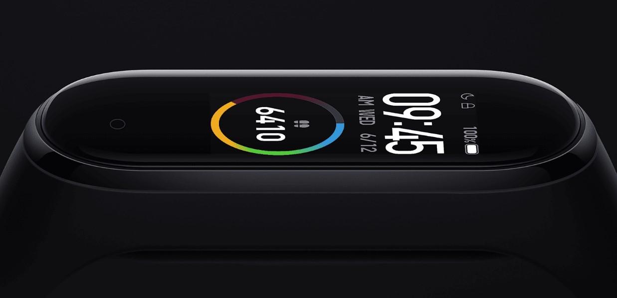 Luxusní AMOLED panel s vynikajícími barvami a špičkovou světelností pro dokonalou viditelnost na slunci dělá z Mi Band 4 dokonalý chytrý náramek pro každodenní používání