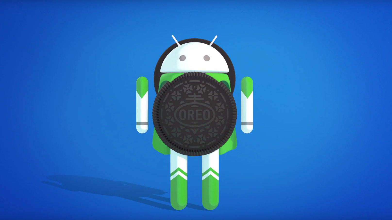Android Oreo pro mobilní telefony ASUS