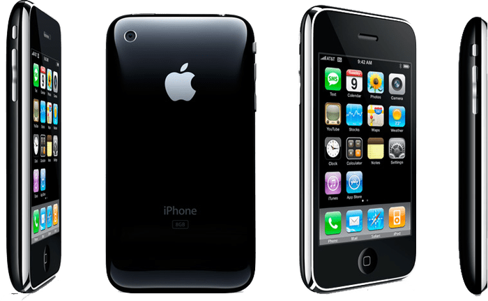 iPhone zrychluje, přidává 3G připojení a mění kabátek, přivítejte iPhone 3G