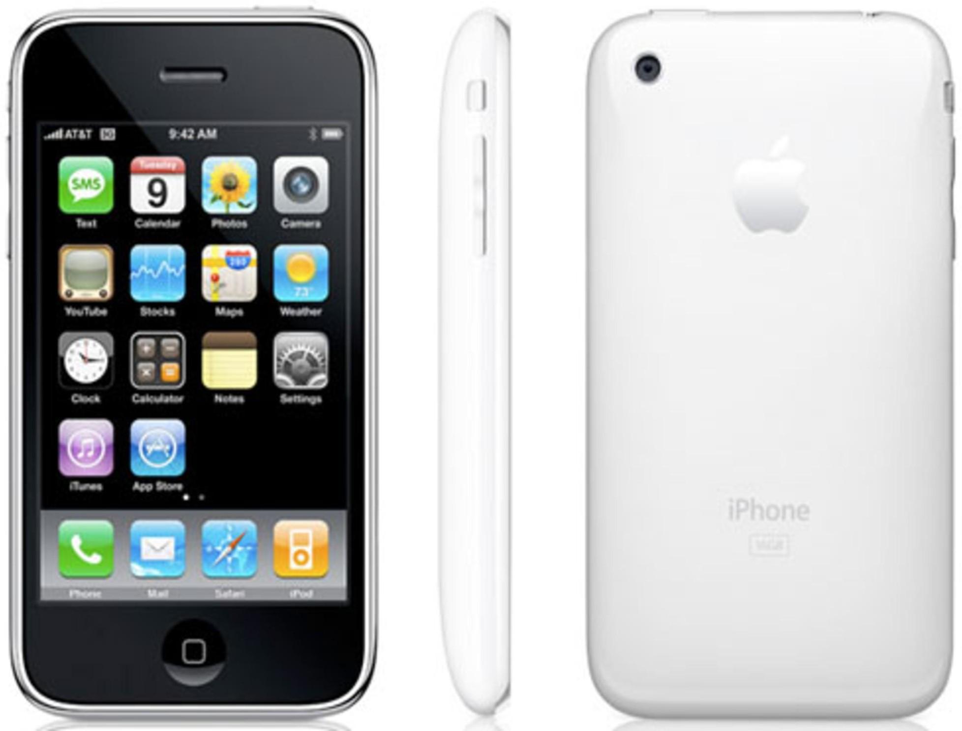 iPhone 3GS nová kamera, nový iOS, samá zlepšení