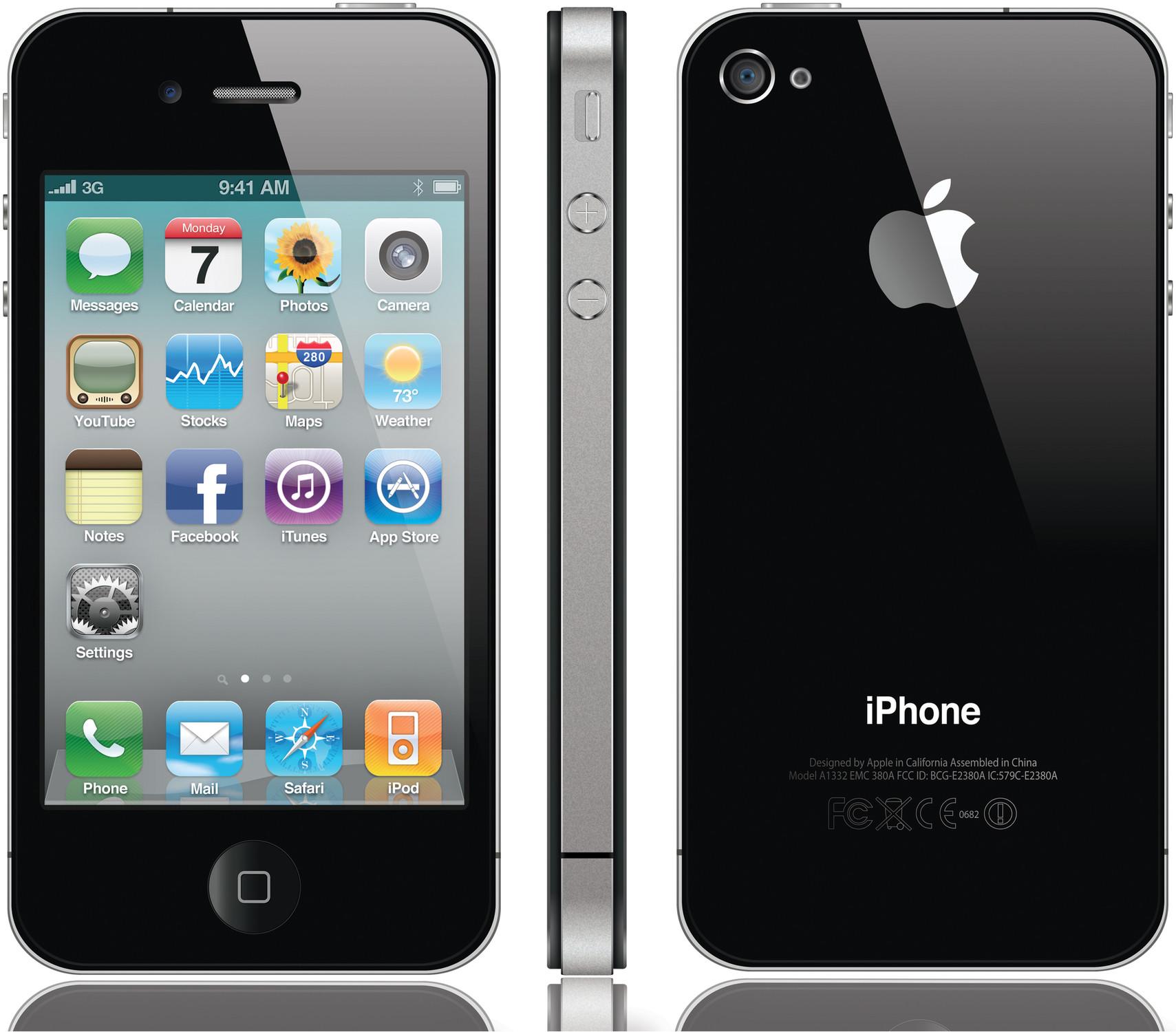 Luxus s malým defektem, iPhone 4 byl přijat i přes velmi rozpačité vady velmi dobře