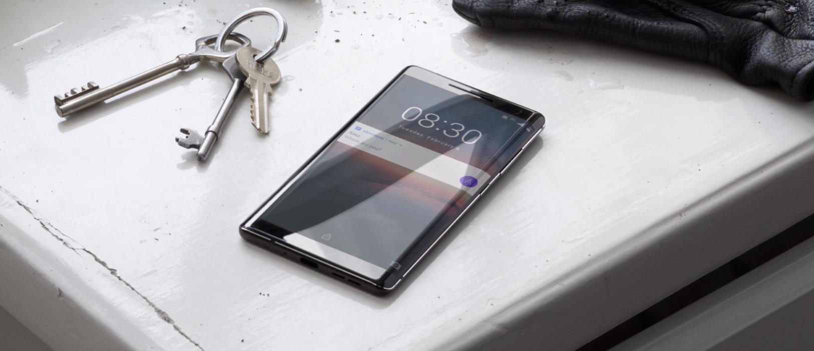 Nokia 8 Scirocco - luxusní design, za který si nechá výrobce řádně zaplatit