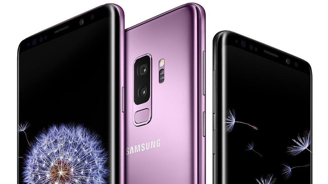 Novinky Samsung Galaxy S9 a S9 Plus jsou vlajkové modely pro rok 2018