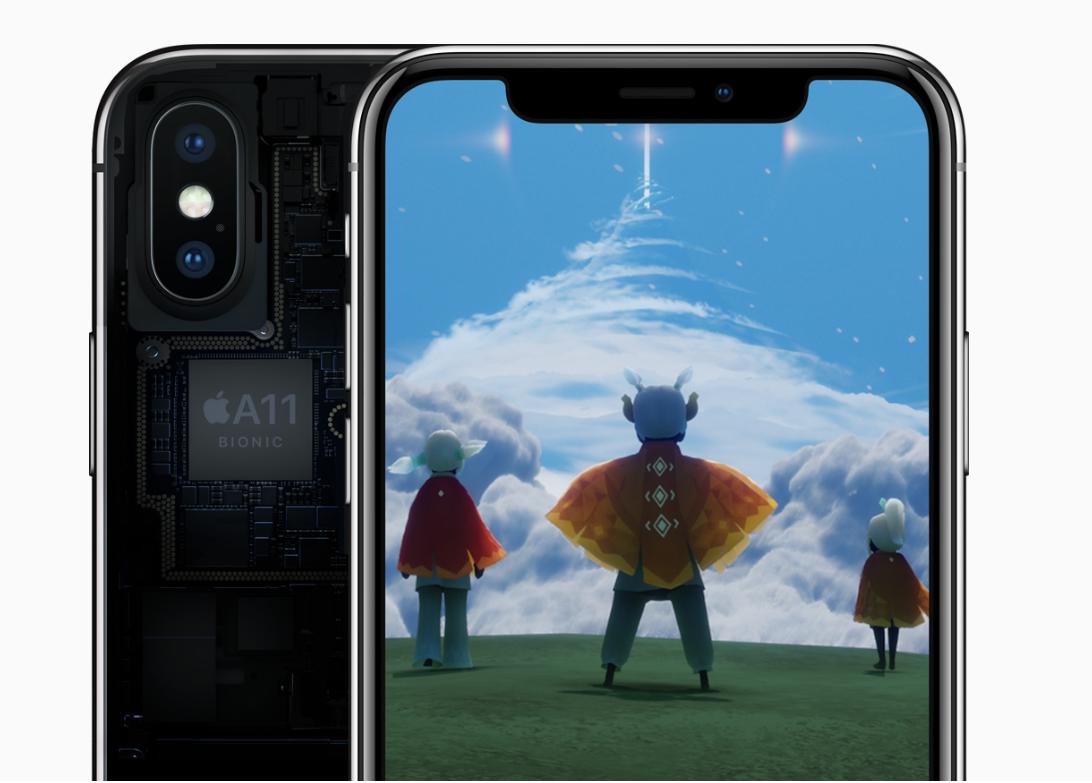 Nejdokonalejší a nejvýkonnější iPhone X je zde