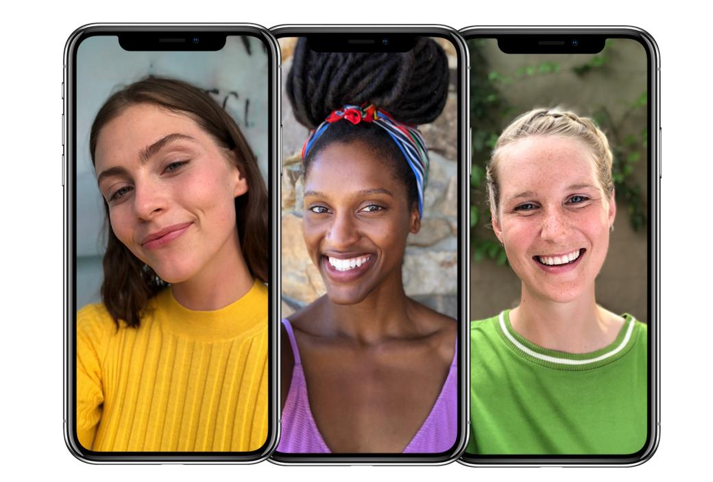 Vaše selfie portréty nebo portréty zadní kamerou nikdy nevypadaly lépe! iPhone X je nejdokonalejší fotomobil