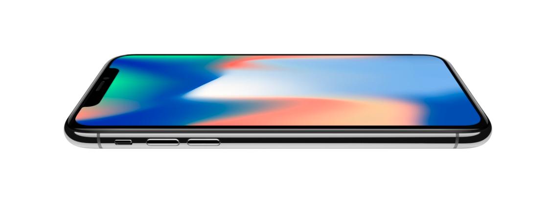 Tělo novinky iPhone X je vyrobeno z nejkvalitnějších materiálů a je prachu i voděodolné