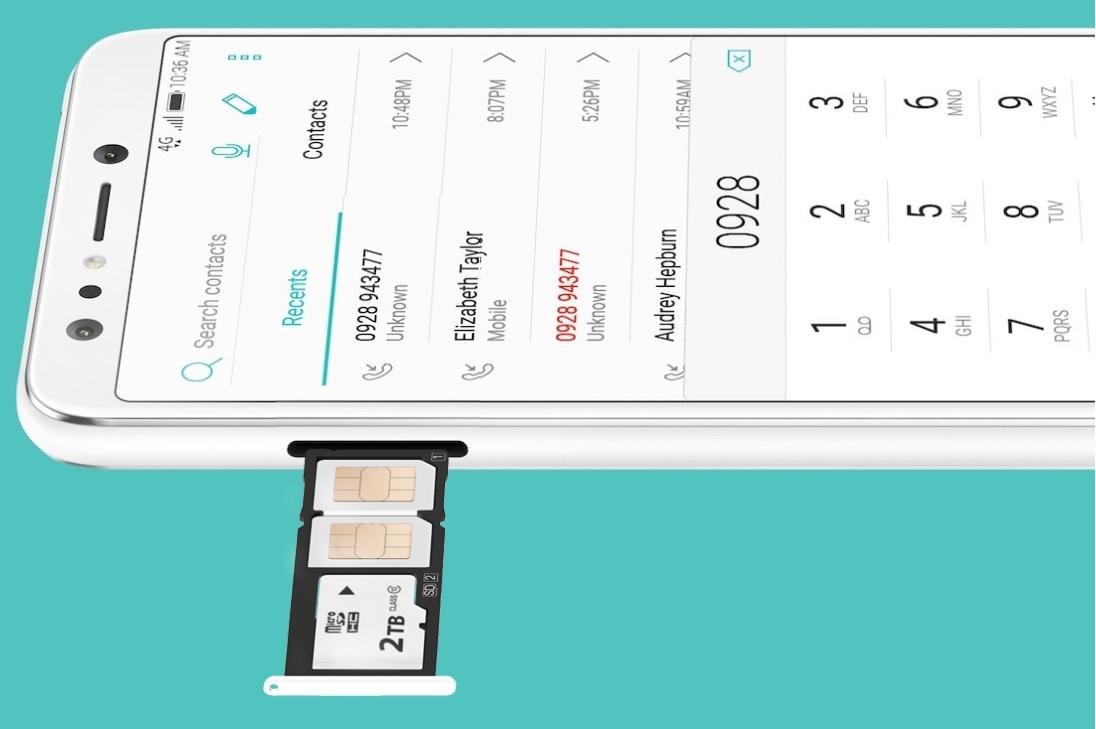 Dvě SIM karty i paměťová karta, žádná omezení, Zenfone 5 Lite vám umožní vše naráz