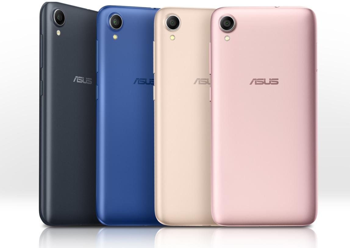 Nádherná barevná provedení ASUS Zenfone Live L1 vás rozhodně nenechají chladná