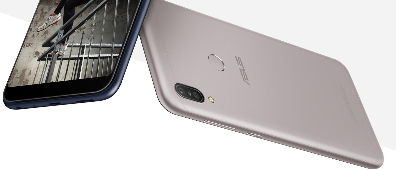 Jemné křivky, tenké tělo a zaoblené hrany, Zenfone MAX Pro je sice větší, ale je stále sexy