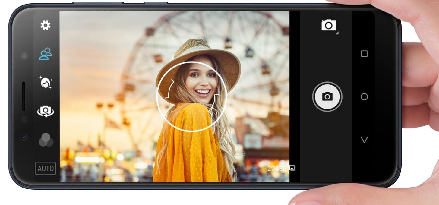 Dokonalé portréty pouze se Zenfone MAX Pro a to kdekoliv
