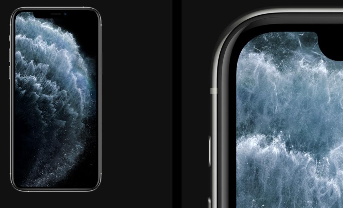 Displej Super Retina XDA je OLED obrazovka s profesionální kalibrací, iPhone 11 Pro a Pro MAX