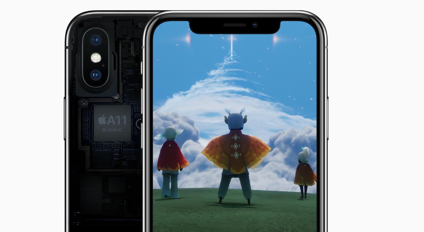 Nejvýkonnější telefon na trhu - Apple iPhone X