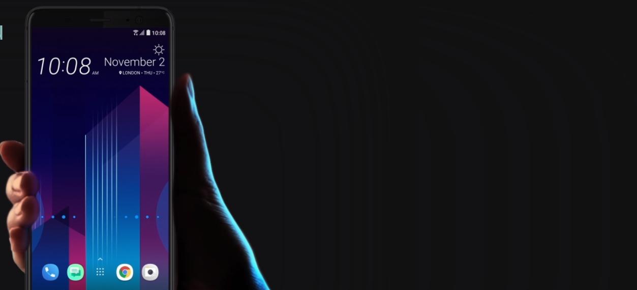HTC Edge Sense stačí zmáčknout a vše ostatní je hračka
