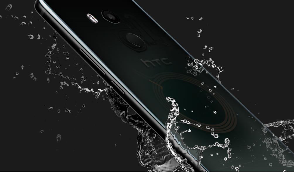 HTC U11 Plus je vodě a prachu odolné