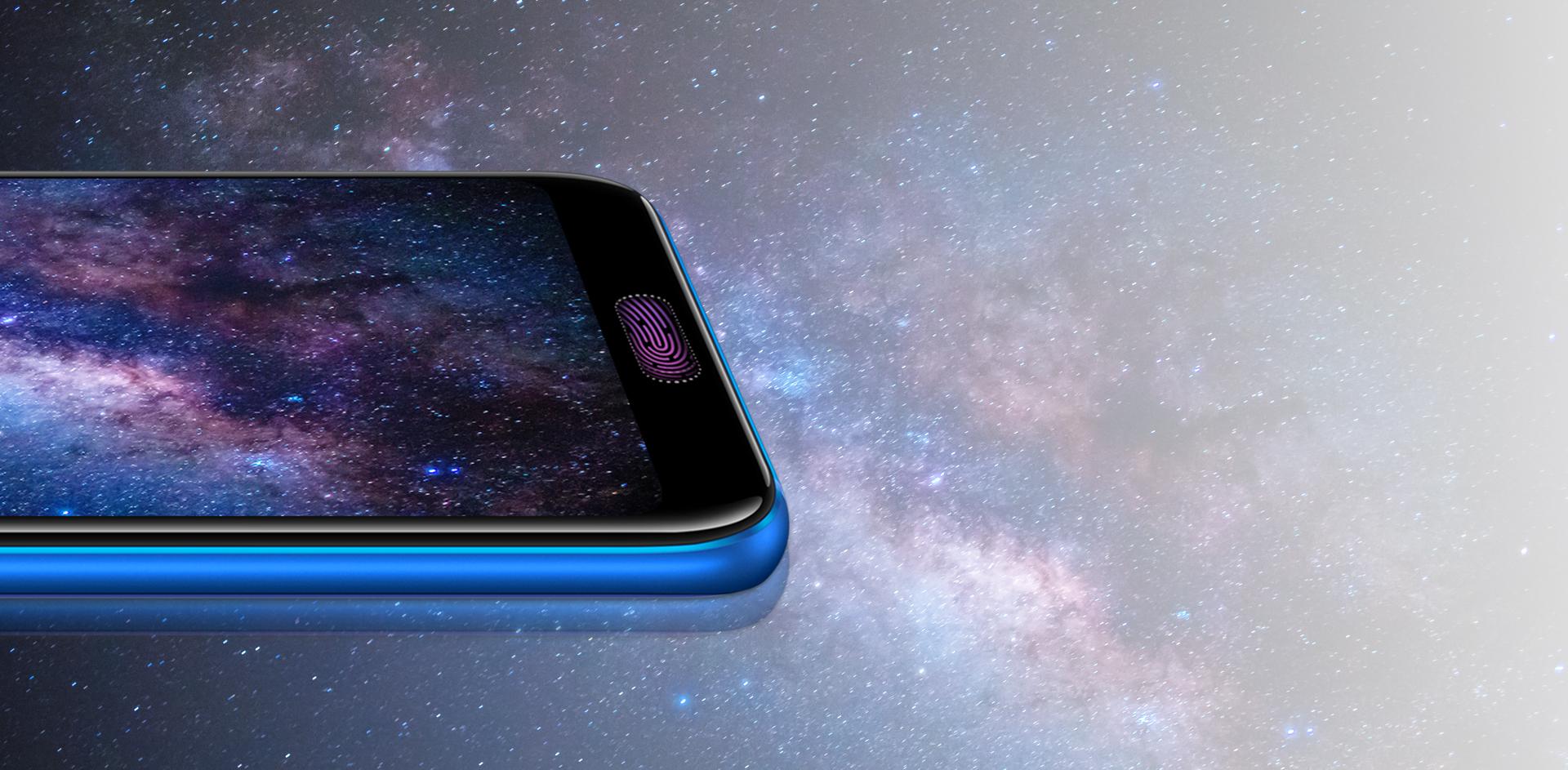 Speciální ultrasonická čtečka otisků prstů Honoru 10 umožní odemknout displej i s vlhkými prsty
