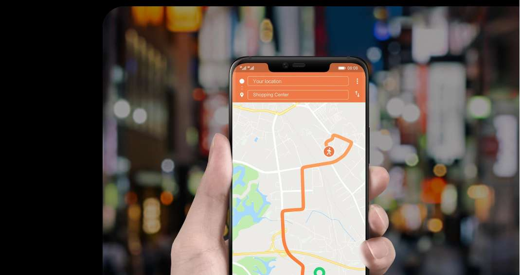 Nejpřesnější GPS na trhu díky duální anténě