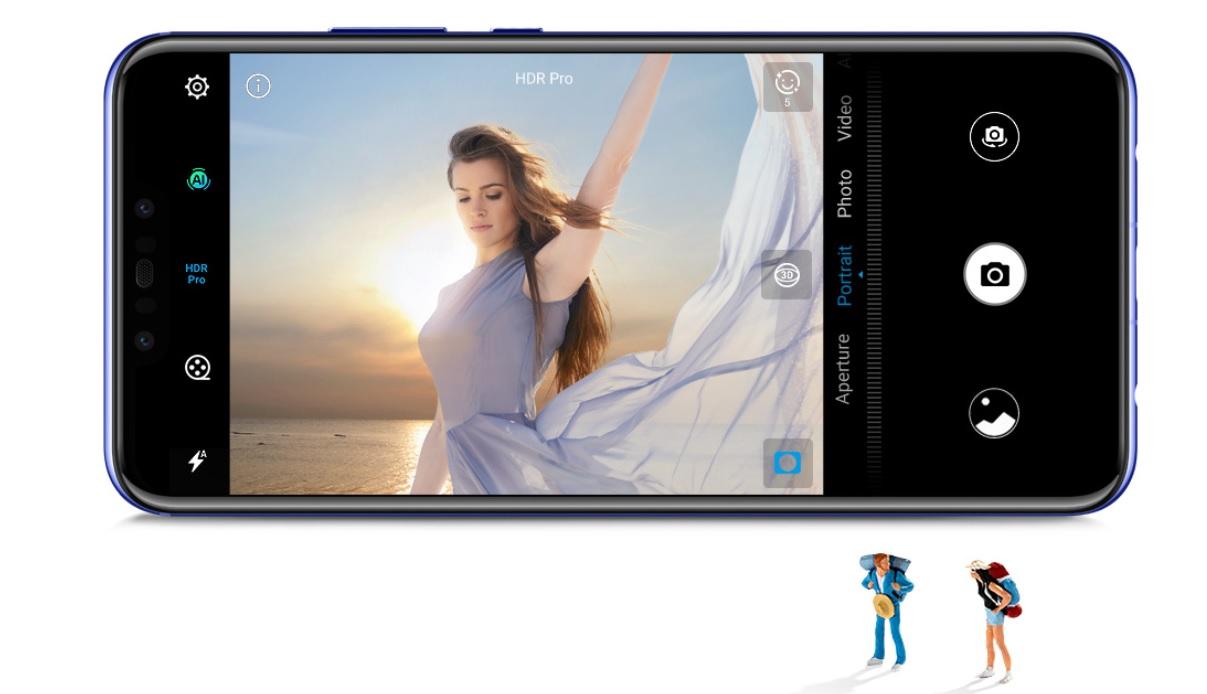 Huawei Nova 3 se čtyřmi fotoaparáty fotí opravdu parádně, těšit se můžete také na neuvěřitelné portrétní snímky a automatické rozpoznávání scény prostřednictvím umělé inteligence.
