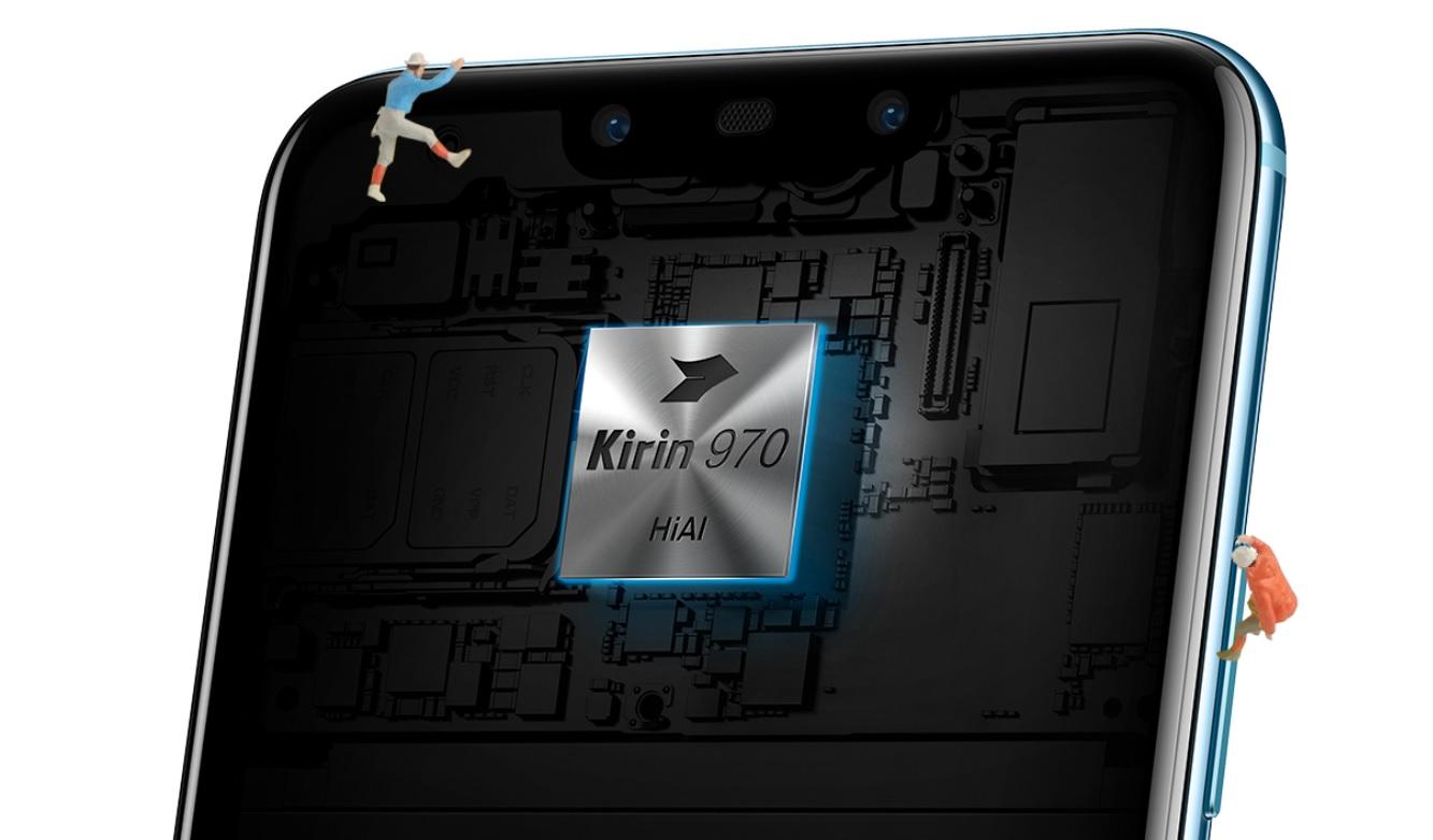 Super výkonný osmijádrový procesor Huawei Nova 3 si poradí se vším, co si pro něj připravíte.
