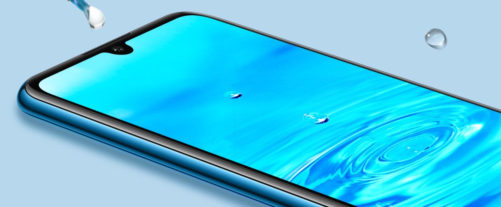 Displej s pouhým výřezem na kameru a téměř bez rámečků - Huawei P30 Lite vás olsní