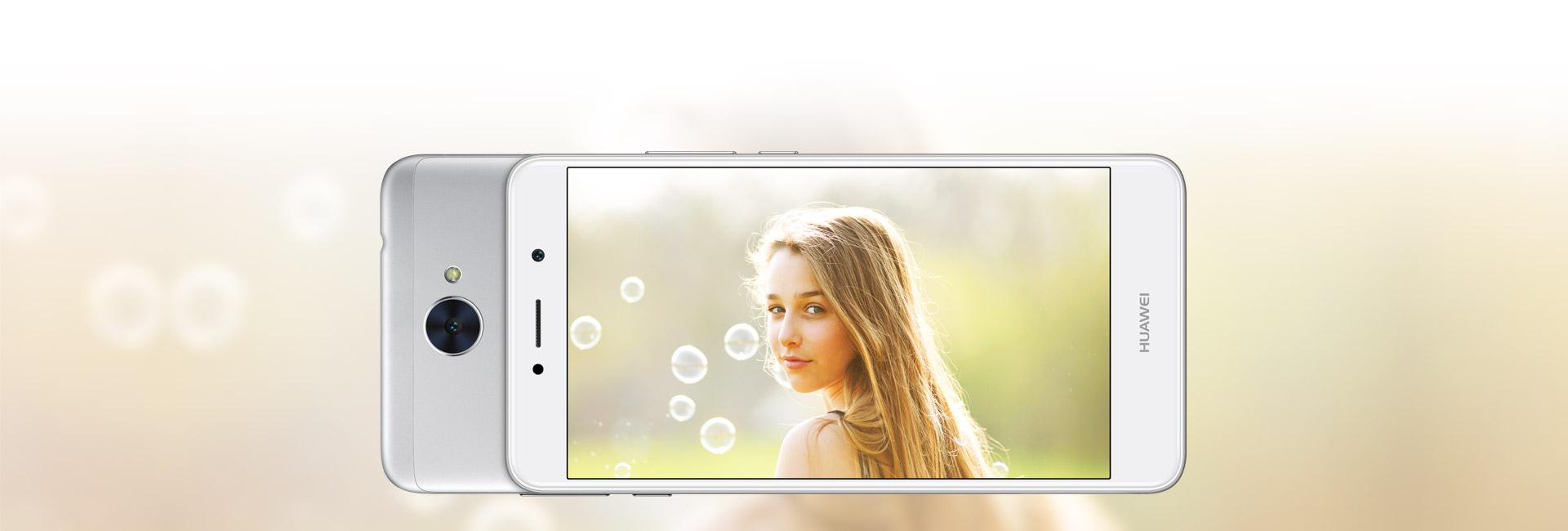 Špičková kamera na zádech díky které už nezmeškáte žádný okamžik, pouze s Huawei Y7