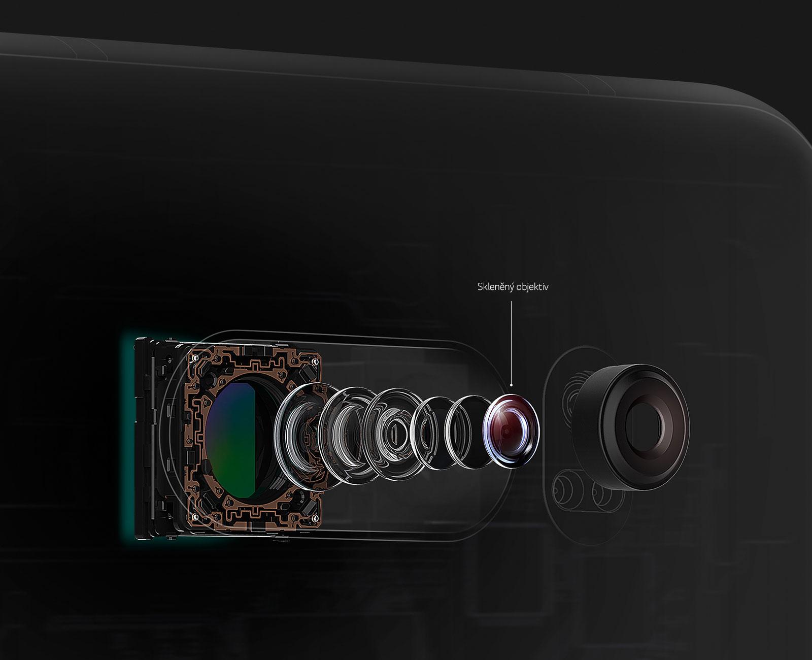 Světelnost objektivu f/1.6 byla nevídaná, dnes je to ovšem reality, vynikající fotky za všech světelných podmínek, to je LG V30