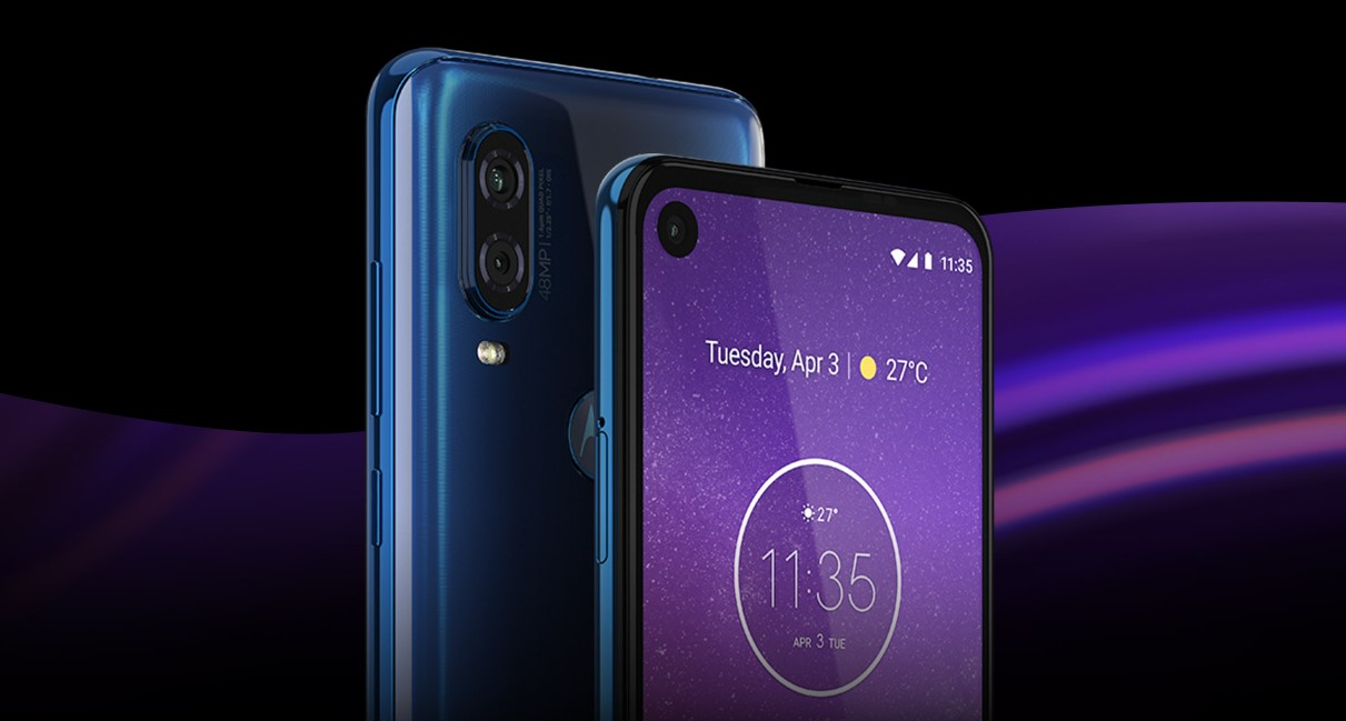 Motorola Vision One je prémiový smartphone vyrobený z těch nejlepších materiálů