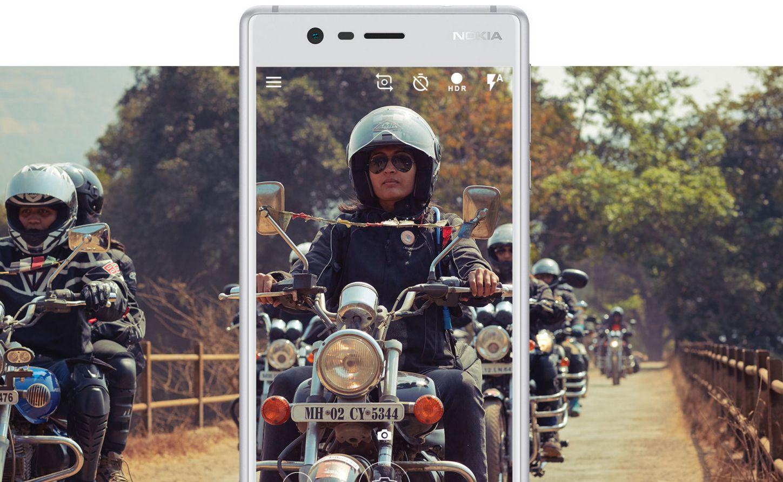 Velice dobrou kameru Nokia 3 si oblíbíte, snímky jsou věrné a plné detailů.