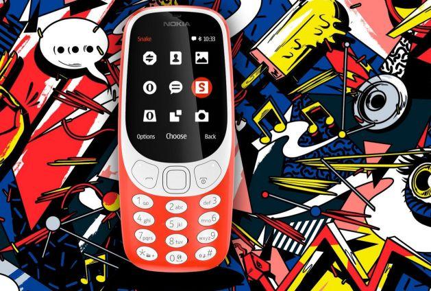 Ikonický design Nokia 3310 byl pouze inovován, nový mobilní telefon Nokia 3310 2017 si zachovává většinu prvků známých ze 17 let starého modelu