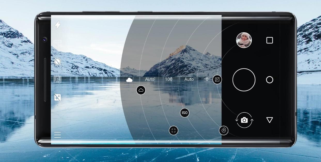 Funkce profesionální kamera a duální Zeiss optika Nokia 8 Sirocco uchovává fotky v té nejvyšší kvalitě