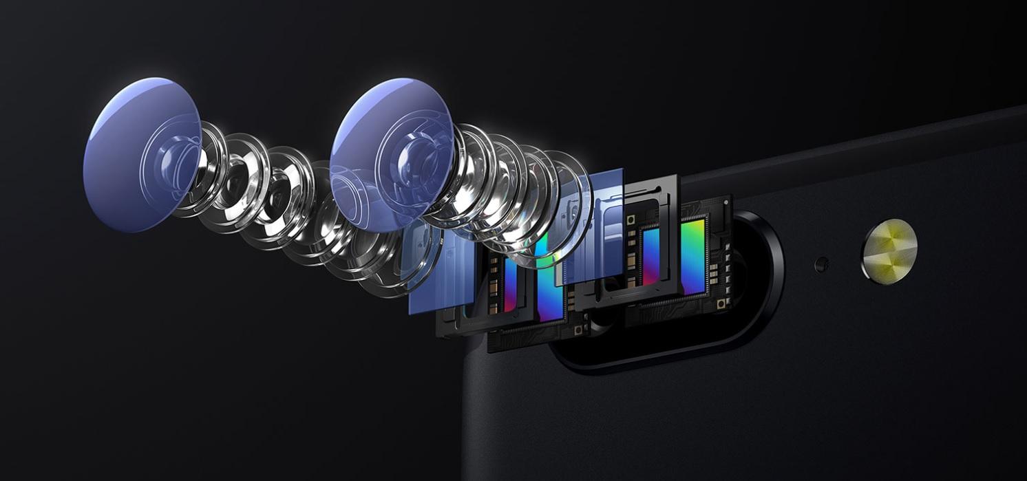 Duální kamera od Sony s portrétním režimem