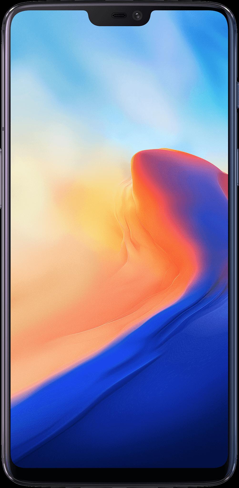 Téměř bezrámečkový AMOLED displej OnePlus 6 má neuvěřitelné barvy