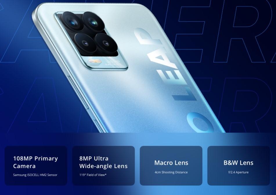 Fotky jako z fotoaparátu, tohle je Realme 8 Pro