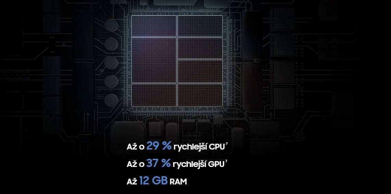Získejte výkon nové generace už dnes. Galaxy S10 je nejvýkonnějším telefonem na trhu.