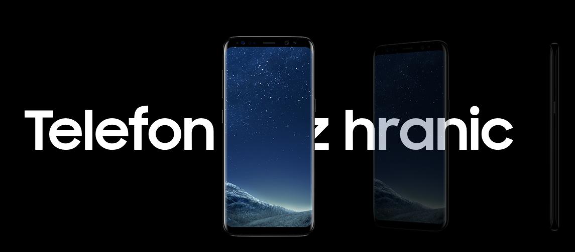 Infinity displej nového Samsung Galaxy S8 je hlavní doménou, tenhle displej je nejlepší na trhu!