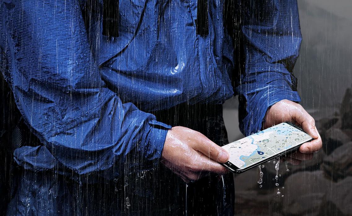 Špičkové voděodolné tělo nového Samsung Galaxy S8