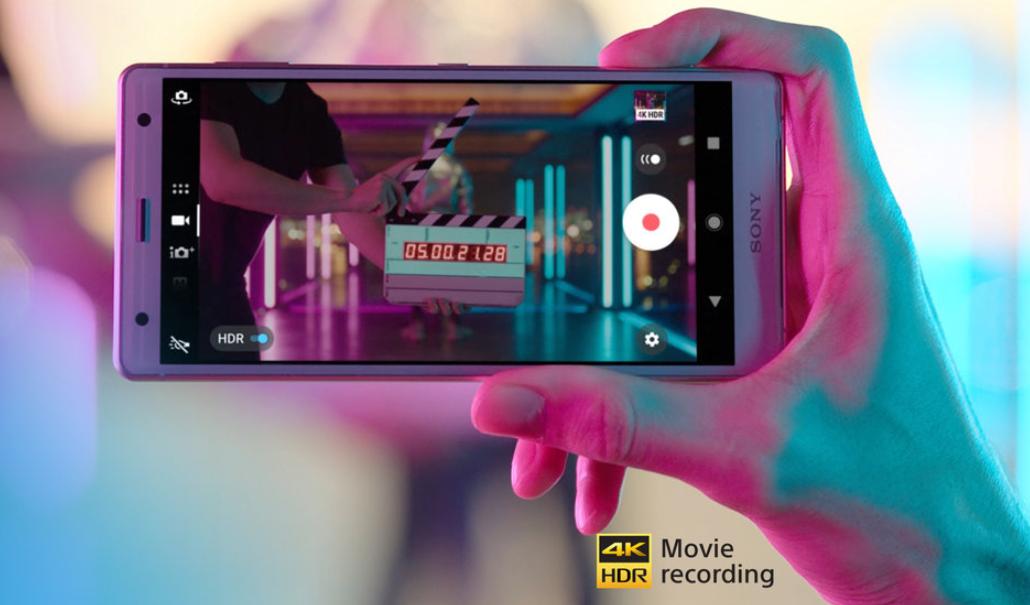 Nejpokročilejší kamera s neuvěřitelným slow-motion videem v kvalitě Full HD