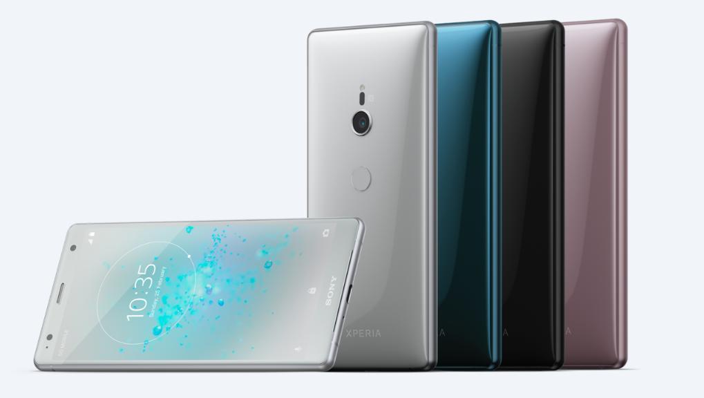 Unikátní design Sony Xperia XZ2 je dechberoucí