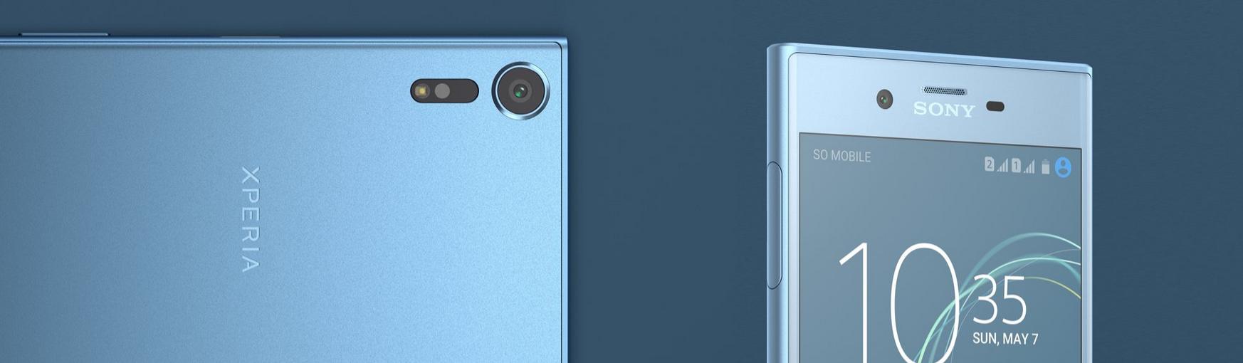 Sony se letos zaměřilo na vypilování designu novinky Sony Xperia XZs, povedlo se na výbornou, smartphone Sony Xperia XZs působí velmi prémiově.