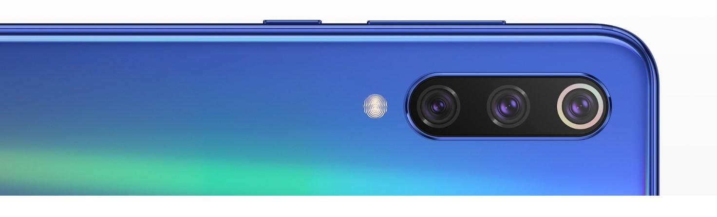 Všestranný fotoaparát Xiaomi Mi 9 SE dodává trojitá kamera s 48 Mpx snímačem Sony