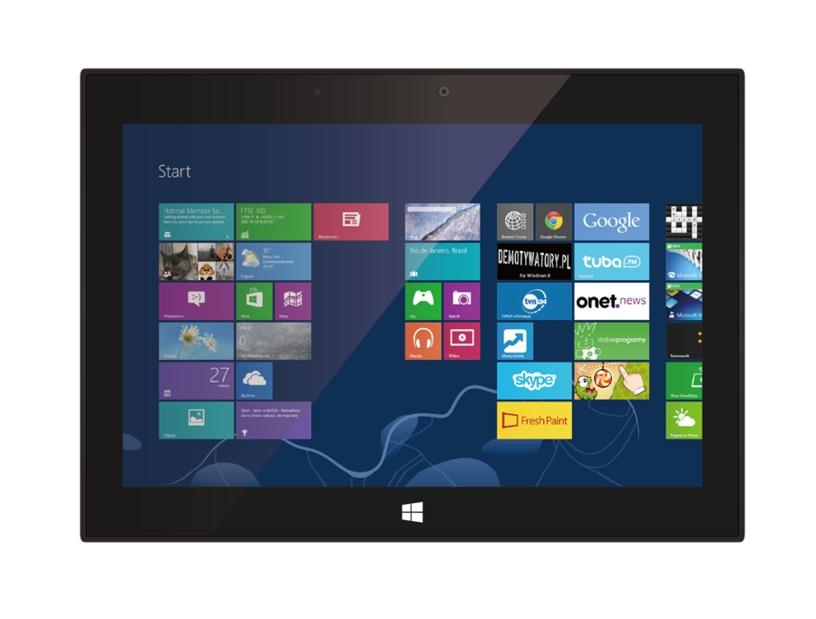 Luxusní IPS displej tabletu Accent TB880 dá vaším aplikacím vyniknout.