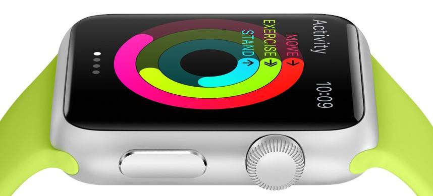 Monitorujte své aktivity s chytrými hodinkami Apple Watch Sport