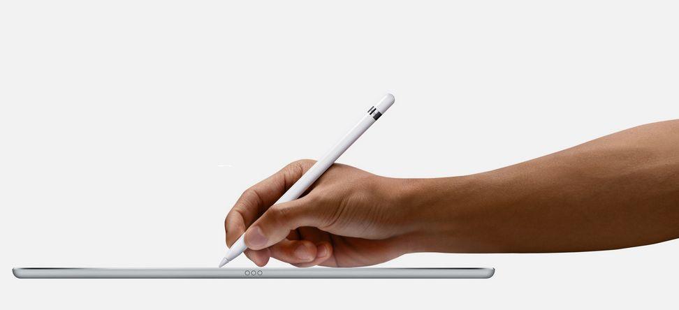 Dotykove pero Apple Pencil, prodavano samostatne
