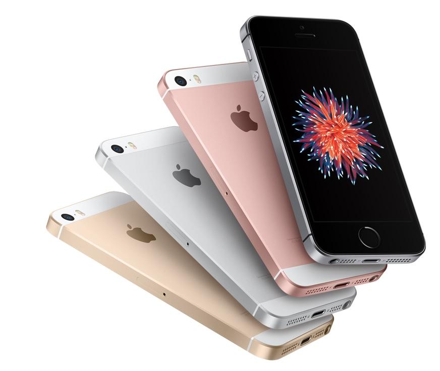 Luxusní design iPhone SE připomene starší a legendarní model iPhone 5S