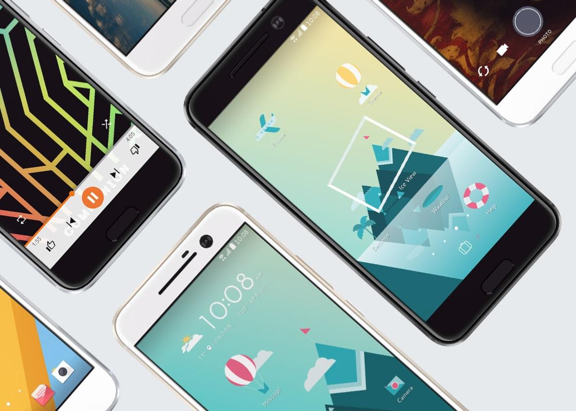 Výkon, který si zamilujete HTC 10