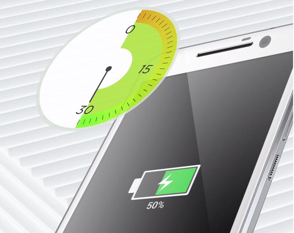 Rychlé nabíjení je pro HTC 10 standardem