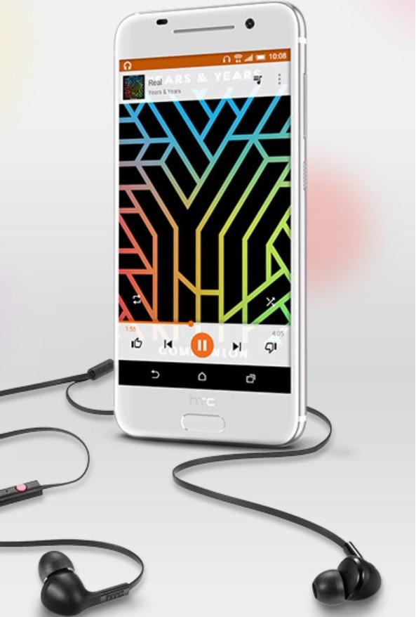 Tenhle zvuk si prostě zamilujete, HTC One A9 přináší nový požitek z hudby