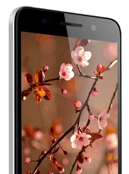 """Krásný 5,5"""" HD IPS displej Honor 4X vás uchvátí."""