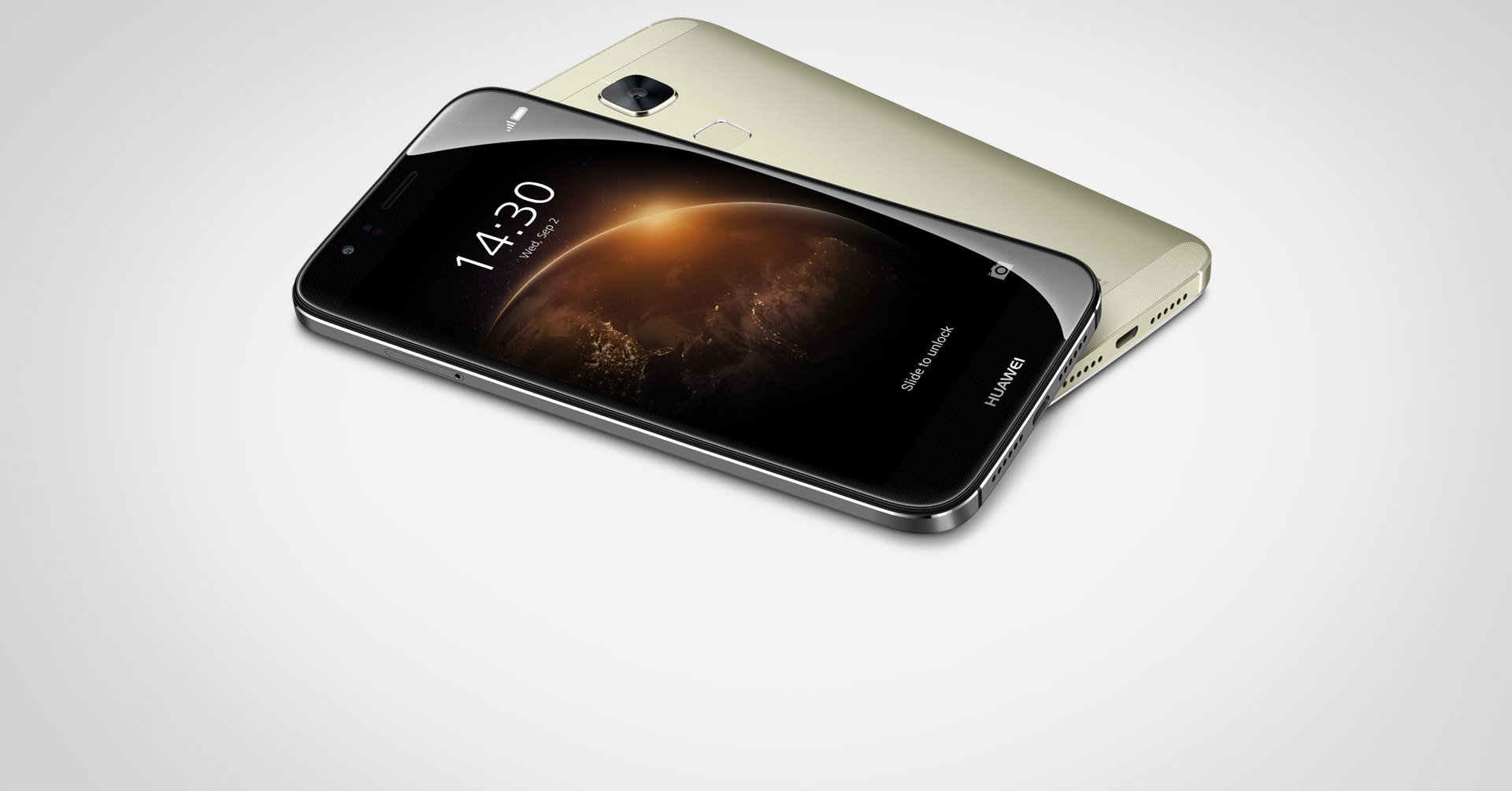 """5,5"""" displej s Full HD rozlišením vás nadchne, multimédia na vašemu Huawei G8 budou vypadat skvěle."""