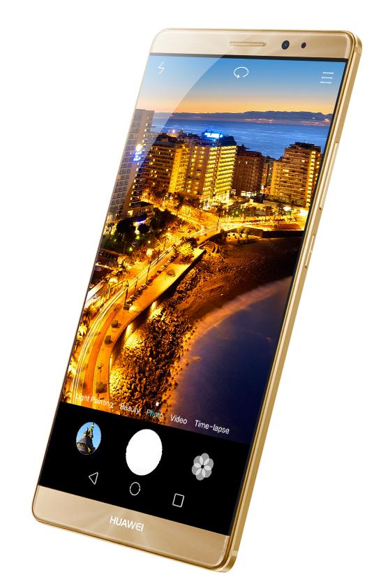 Špičkové fotky za každých podmínek, Huawei Mate 8 přináší úžasný 16 Mpx fotoaparát.