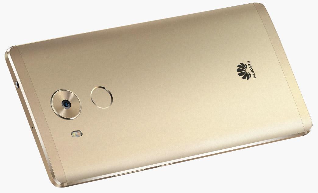 Úžasné zpracování z jednoho kusu kovu, přesná a velmi rychlá čtečka otisků prstů, Huawei Mate 8 je připraven na všechno.